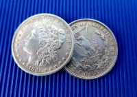 Morgan Dollar - Replica - Flipper Coin