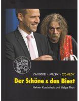 DVD Der Schöne & das Biest Helge Thun & Heiner Kondschak