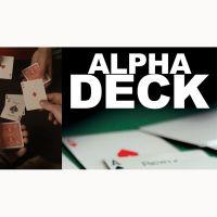 Alpha Deck by Richard Sanders
