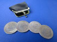 Morgan Dollar - Replica - Münzensatz / Münzenwanderung