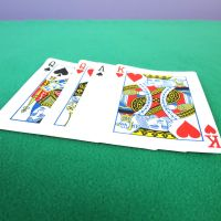 Flash Cards - Poker