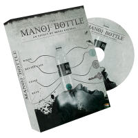 DVD Manoj Bottle incl. Gimmick