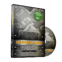 DVD The Stolen Cards (DVD und Spezialkartenspiel)