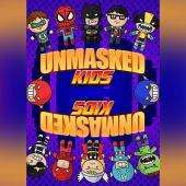 Unmasked Kids by Arkadio & Solange