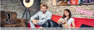 The Clairvoyants Online - Live bei Dir zu Hause auf Deutsch!